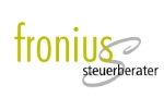 Logo Fronius Steuerberater