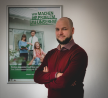 DEVK-Gebietsvertreter Matthias Breinich