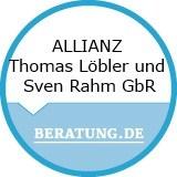 Logo ALLIANZ  Thomas Löbler und Sven Rahm GbR