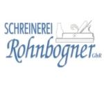 Logo Schreinerei Rohnbogner GbR
