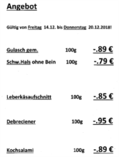 Metzgerei Schwab