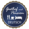 Logo Gasthof & Pension Deutsch