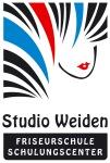 Logo Studio Weiden  Schulungscenter Friseurschule