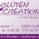 Logo Blüten Creationen