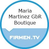 Logo Maria Martinez GbR  Boutique