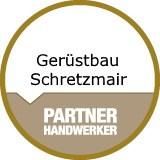 Logo Schretzmair Gerüstbau