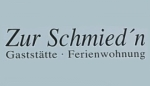 "Logo ""Zur Schmied'n"""