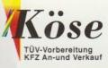 Logo Köse Autolackiererei - Meisterbetrieb
