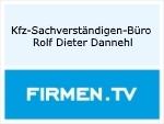 Logo Kfz-Sachverständigen-Büro  Rolf Dieter Dannehl