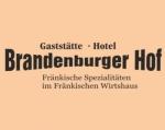 Logo Hotel - Gasthof  Brandenburger Hof
