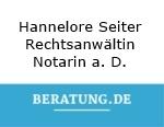 Logo Hannelore Seiter  Rechtsanwältin, Notarin a.D.