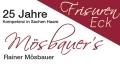 Logo Mösbauer's Frisuren-Eck