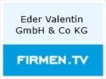 Logo Eder Valentin GmbH & Co. KG  Heizungsbau Sanitärinstallation