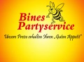Logo Bines Partyservice  Sabine Facklam