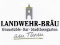 Logo Landwehr - Bräu am Turm  Daniela Sommer