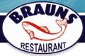 Logo Fischrestaurant Brauns