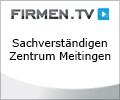 Logo Sachverständigen Zentrum Meitingen