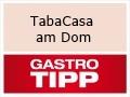 Logo TabaCasa am Dom