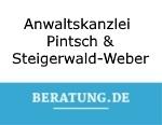 Logo Anwaltskanzlei  Pintsch & Steigerwald-Weber