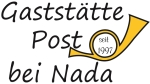 Logo Gaststätte Post