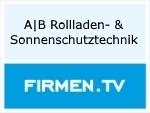 Logo A|B Rollladen- & Sonnenschutztechnik