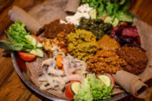 Abyssinia Restaurant-Teff 