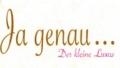 Logo Ja Genau  Züfle Nicole