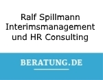 Logo Ralf Spillmann  Interimsmanagement und HR Consulting
