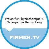 Logo Praxis für Physiotherapie & Osteopathie Benny Lang