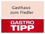 Logo Gasthaus zum Fiedler  Fattigsmühle GmbH