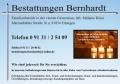 Logo Bestattungen Bernhardt e.K.