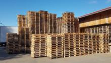 E&S Palettenservice und Kühltransporte OHG