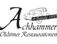Logo Oldtimer Restauration Armin Achhammer
