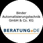 Logo Binder Automatisierungstechnik GmbH & Co. KG