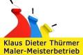 Logo Klaus-Dieter Thürmer Maler-Meisterbetrieb