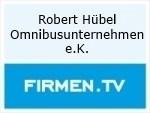 Logo Robert Hübel Omnibusunternehmen e.K.