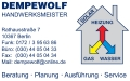 Logo Dempewolf Gas-Wasser-Heizung