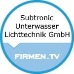 Logo Subtronic Unterwasser Lichttechnik GmbH