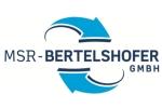 Logo MSR-Bertelshofer GmbH