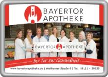 Bayertor Apotheke e.K. Inhaberin Sarah Megele