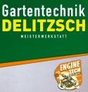 Logo Gartentechnik Delitzsch & EngineTech MOTOBIKE