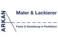 Logo Maler & Lackierer  Ilkay Arkan
