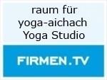 Logo raum für yoga-aichach  Yoga Studio