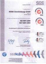 WEMA Dienstleistungs GmbH