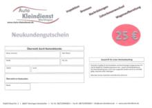 KFZ-Werkstatt Autoglas Kleindienst