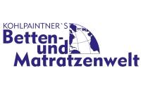 Logo Kohlpaintner´s  Betten- und Matratzenwelt