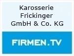 Logo Karosserie Frickinger GmbH & Co. KG