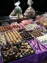 Paradies der süßen Köstlichkeiten
