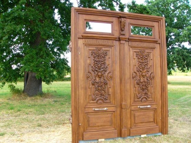 Alte Holztüren antike türen inh mairose schlösser aus rösrath region rheinisch