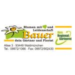 Logo Gärtnerei Bauer Gartenbau-Floristik